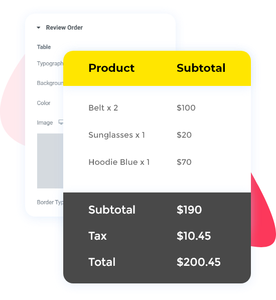 change woocommerce checkout fields