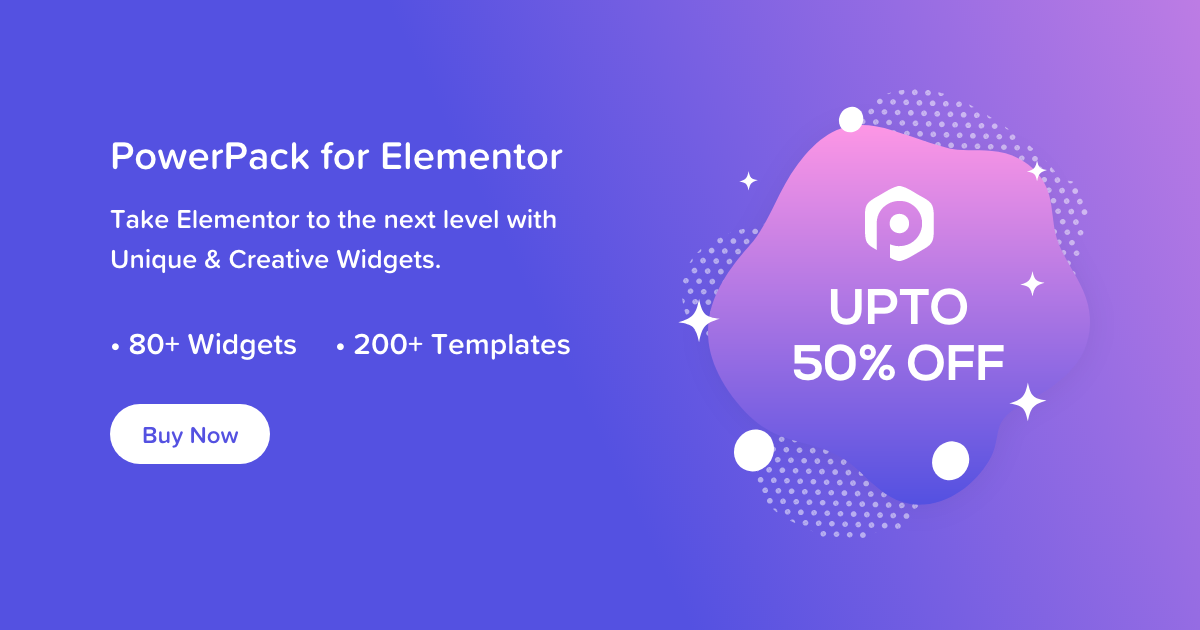 PowerPack for Elementor